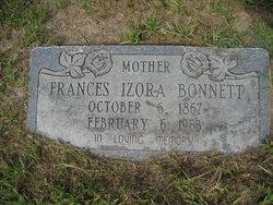 Frances Izora Gunter <i>Lowery</i> Bonnett