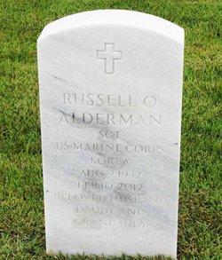 Russell O'Neal Alderman
