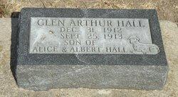 Glen Arthur Hall