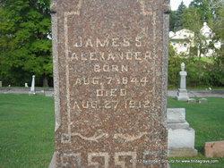 James Smith Alexander