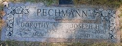 Joseph H Pechmann
