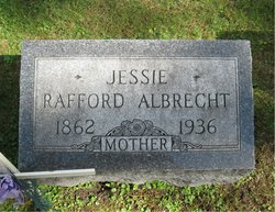 Jessie <i>Rafford</i> Albrecht