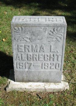 Erma L Albrecht