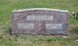 Clara K <i>Kehoe</i> Albrecht