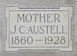 Josephine Catherine <i>Swink</i> Austell