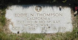 Edward N Eddie Thompson