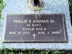 Phillip Edward Andrus, Sr
