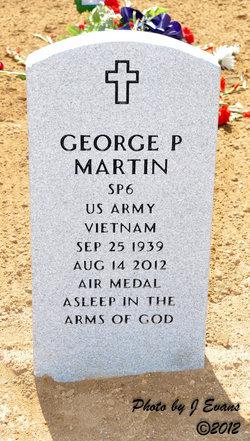 George Phillip Martin
