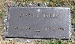 Clara R Bailey