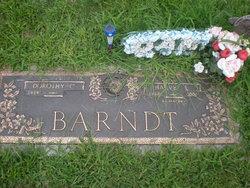 Dorothy <i>Clemens</i> Barndt