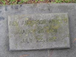 Rev Anderson Appling
