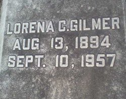 Lorena <i>Cummings</i> Gilmer