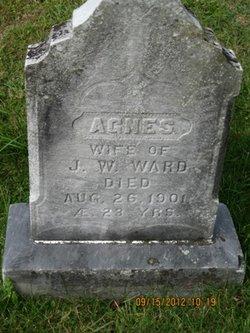 Agnes <i>Rose</i> Ward
