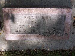 Bruno John Albrecht