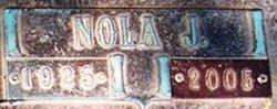 Nola J Lomax