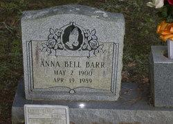 Anna Bell Barr