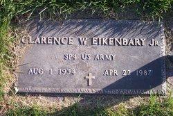 Clarence W Eikenbary, Jr