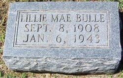 Lillian Mae Lillie <i>Wall</i> Bulle