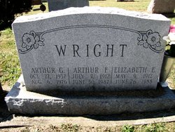 Arthur F Wright