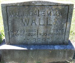 Emma Jane <i>Baggett</i> Wall