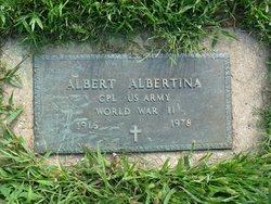 Corp Albert Albertina