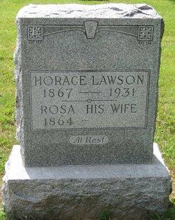 Rosa Bell Rosie <i>Noe</i> Lawson