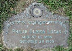 Philip Elmer Lucas