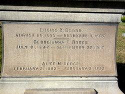 Georgianna <i>Floyd</i> Dodge