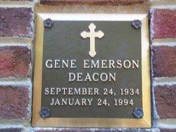Gene Emerson Deacon