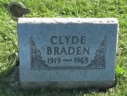 Clyde Braden