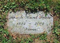 Sarah Hunt Snow