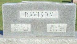 Ira Kim Davison