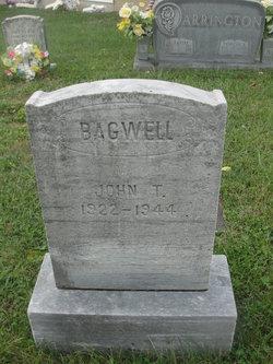 John T Bagwell