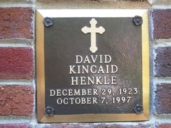 David Kincaid Henkle