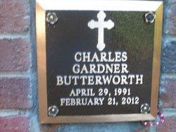 Charles Gardner Charlie Butterworth