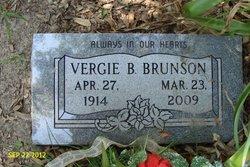 Vergie B Brunson