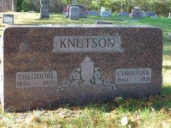 Theodore Tedder Knutson
