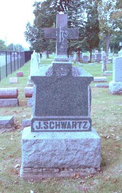 Margarethe Margaret <i>Kremer</i> Schwartz