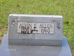 Alvin E Allen