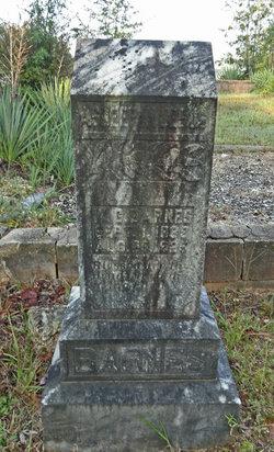 William G Willie Barnes