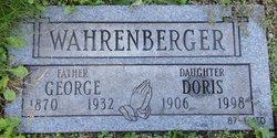 George E. Wahrenberger
