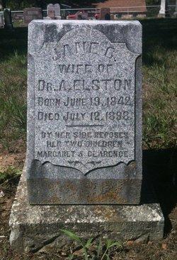 Clarence Elston