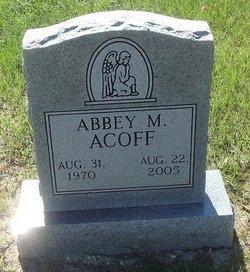 Abbey M. Acoff