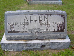 Maggie <i>Scruggs</i> Allen
