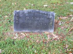 Cecil Burton