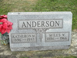 Katheron M <i>Grear</i> Anderson