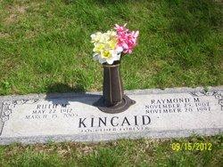 Ruth M. <i>Terhune</i> Kincaid