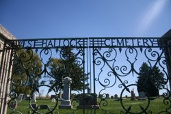 West Hallock Cemetery