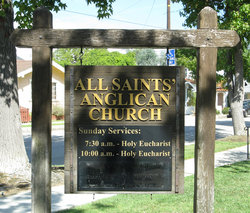 All Saints Anglican Church Columbarium