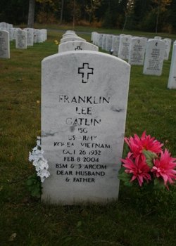 Franklin Lee Frank Gatlin